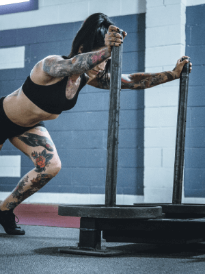 Matériel cross-training sur fightorigins