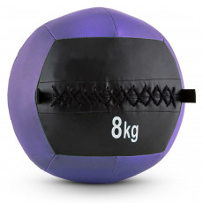 Wall Ball 8 Kg pour exercices de shots Cross Training