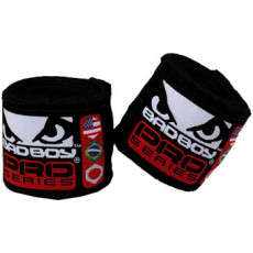 Bandes boxe MMA Bad Boy 2,5m noir