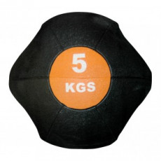 Medecine ball double grip 5kg
