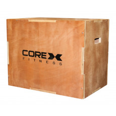 Plyobox en bois 3 hauteurs cross training